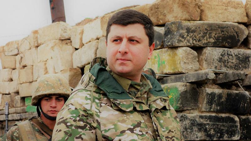 Արցախ-Ադրբեջան շփման գծի պաշտպանությունը պետք է անհրաժեշտ կարգավորումներ ստանա. Տիգրան Աբրահամյան