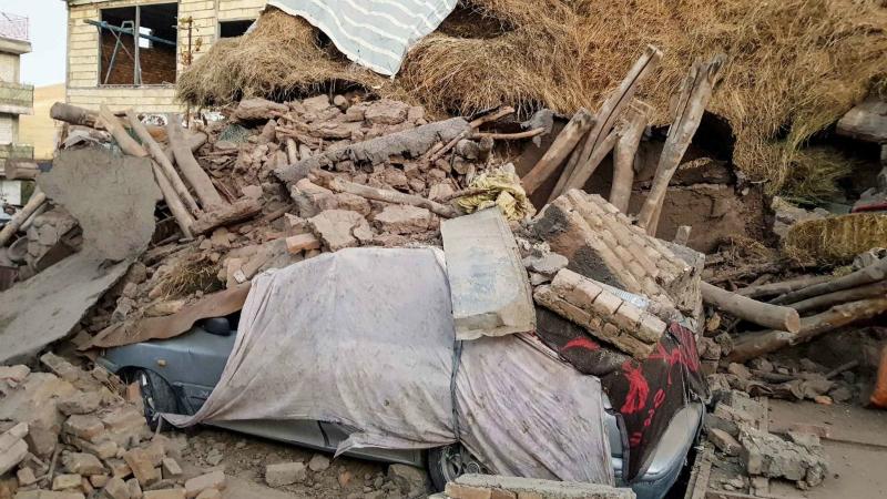 Իրանում տեղի ունեցած երկրաշարժի հետևանքով տուժածների թիվը գերազանցել է 500-ը