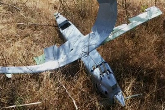 Թուրքիայի տարածքում խոցված անօդաչու թռչող սարքն արտադրվել է Ռուսաստանում. Դավութօղլու