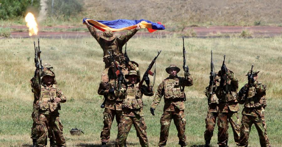 Հայաստանում մեկնարկել է «Շանթ 2018» զորավարժությունը