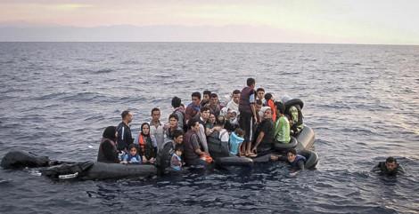 20-ից ավելի միգրանտներ են զոհվել Եգեյան ծովում երկու նավակների խորտակման հետևանքով