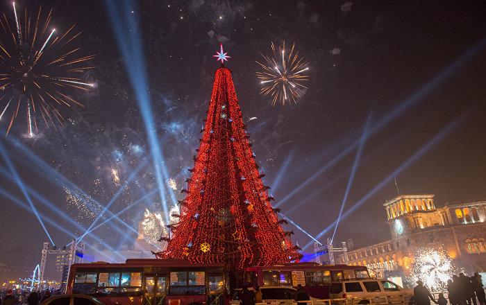 Այս տարի Երևանը նոր տոնածառ կունենա
