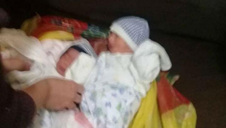 Գյումրիում գիշերօթիկի բակում հայտնաբերված նորածին երկվորյակներն ընտանիք են վերադարձել