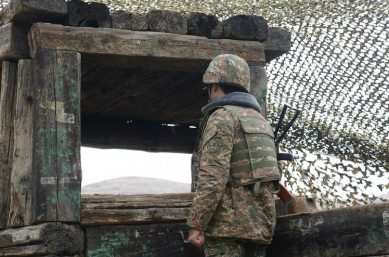Հակառակորդը հայ դիրքապահների ուղղությամբ արձակել է շուրջ 650 կրակոց