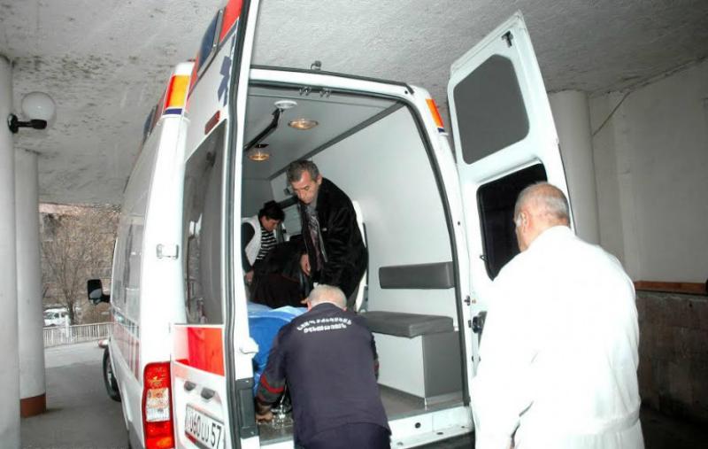 Երևանյան բնակարանի ննջասենյակի հատակին հայտնաբերվել է բնակչի դին
