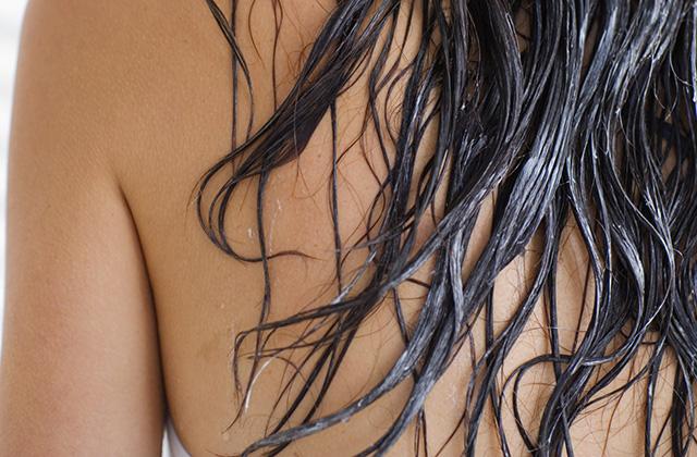 Հրաշալի դիմակներ մազերի ծայրերի համար