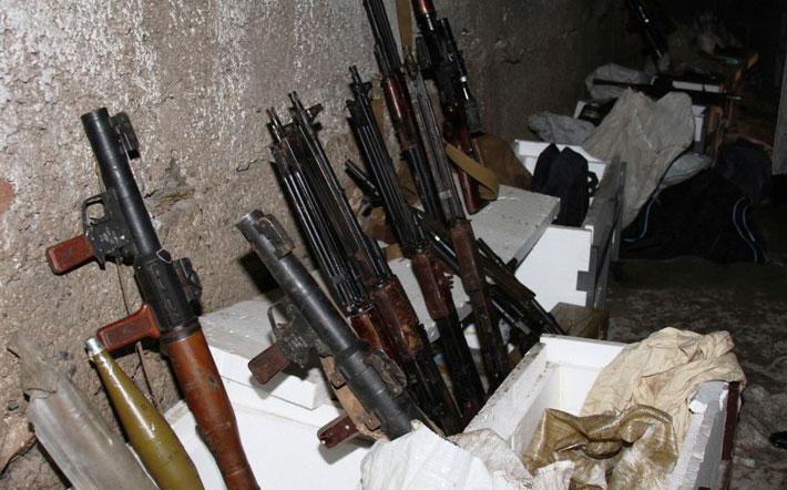 Ահազանգ է ստացվել, որ Երասխ-Սևակավան ճանապարհից մարտական դիրքեր տանող ճանապարհին զինամթերք է հայտնաբերվել