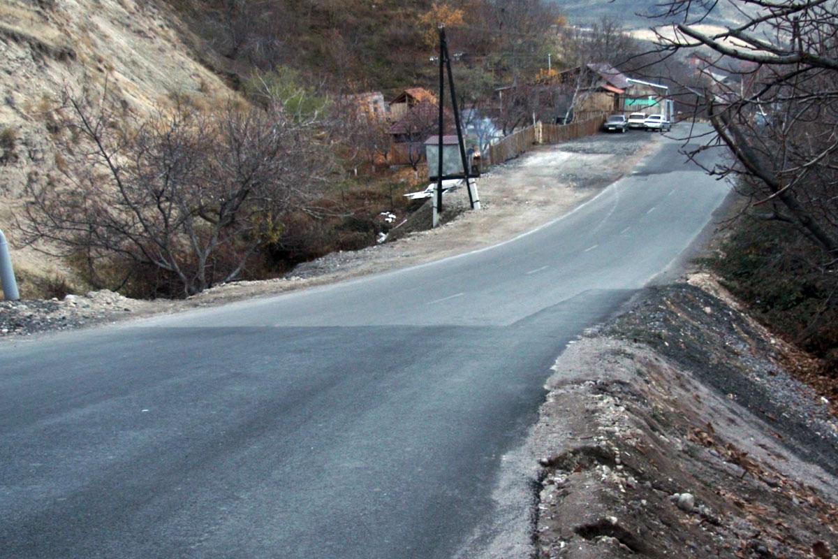 Դեպի Գառնի և Գեղարդ տանող ճանապարհին տրվել է հատուկ կարգավիճակ