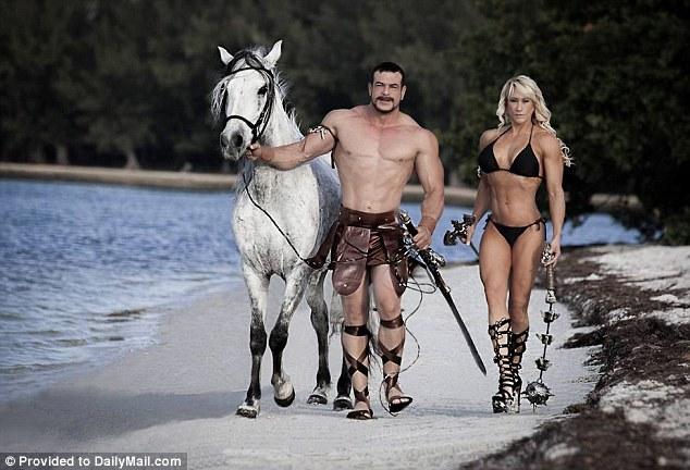 Դաժան ամուսիններն իրենց ձիերին սովամահ են արել (լուսանկարներ)