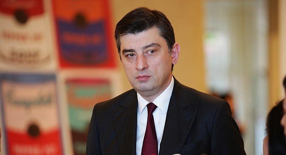 Վրաստանի վարչապետը հաջորդ շաբաթ կայցելի Հայաստան