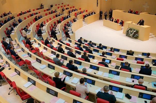 Վրաստանի խորհրդարանն առաջին ընթերցմամբ ընդունել է նախարարների թվի կրճատման մասին օրենքը