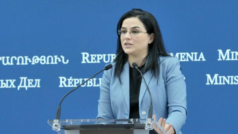Սևրի հաշտության պայմանագիրը եղել է, կա և շարունակելու է մնալ պատմական փաստ. Աննա Նաղդալյանի մեկնաբանությունը Թուրքիայի ԱԳՆ հայտարարության վերաբերյալ