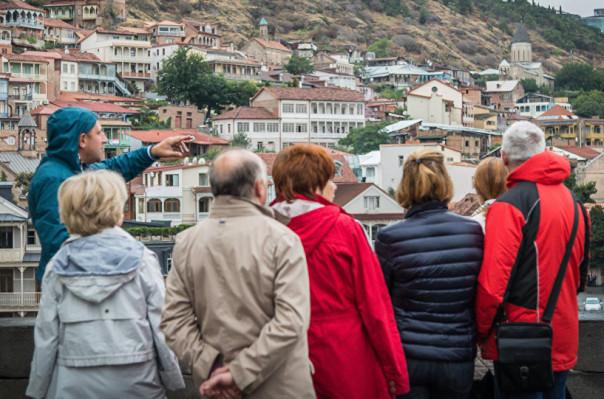 Հուլիսին Վրաստան այցելությունների թվով Հայաստանի քաղաքացիները չորրորդ տեղում են