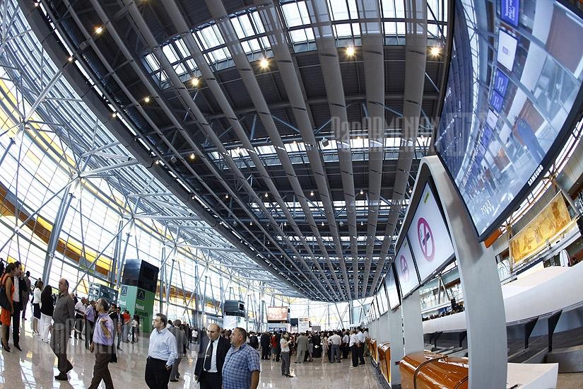 Մոսկվա-Երևան չվերթի ինքնաթիռի ժամանումից հետախուզվող կինը ներկայացավ ոստիկանություն