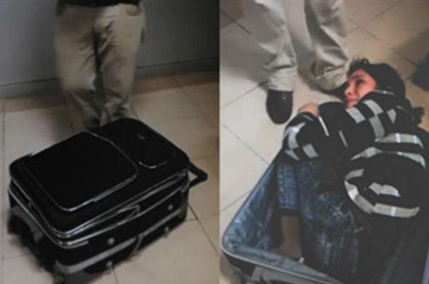 Վրաստանի 24-ամյա քաղաքացու ճամպրուկում աղջկա են հայտնաբերել