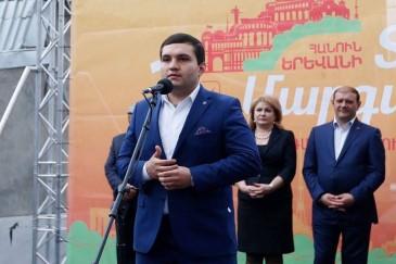 «Երկիր ծիրանի»-ն այս քայլով ցույց տվեց, որ միտված չէ բարելավելու Երևան քաղաքի բնակչի քաղաքային կյանքը. Գոռ Վարդանյան