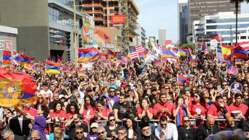 Լոս Անջելեսում ապրիլի 24-ի ոգեկոչման միջոցառումները չեղարկվել են կորոնավիրուսի համավարակի պատճառով