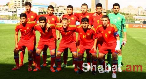 Հայաստանի U19 հավաքականը պարտվեց Սերբիային