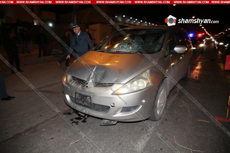 Հարբած վարորդը վրաերթի է ենթարկել փողոցը թույլատրելի հատվածով անցնող հետիոտնին
