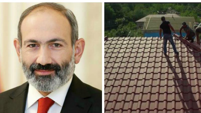 Տավուշում հրետակոծությունից վնասված տները նորոգվում են․ վարչապետը տեսանյութ է հրապարակել
