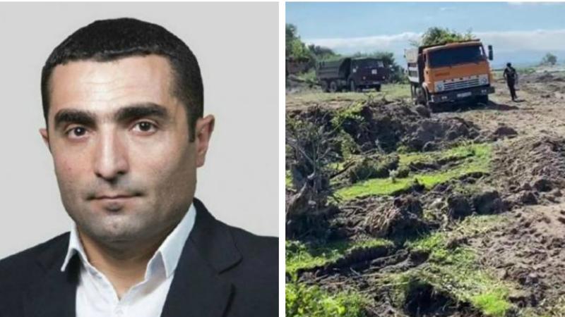 Սևանա լճի ափամերձ և ջրածածկման ենթակա անտառաշերտի մաքրման աշխատանքները շարունակվում են. Ռոմանոս Պետրոսյան