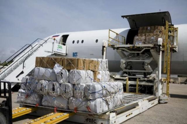 Հայաստան ուղարկված մարդասիրական օգնության ծավալն ավելացել է շուրջ հինգ անգամ