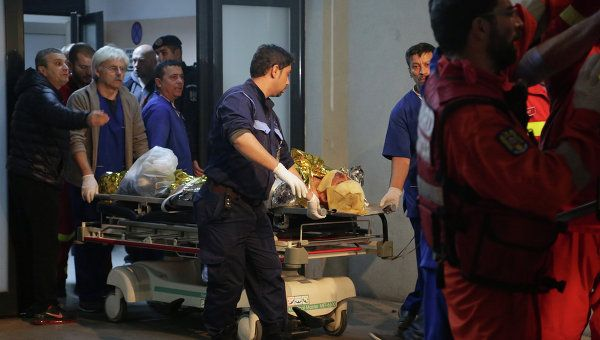 Բուխարեստի գիշերային ակումբներից մեկում տեղի ունեցած հրդեհի հետևանքով մահացել է 27 մարդ,  մոտ 200 մարդ տուժել է