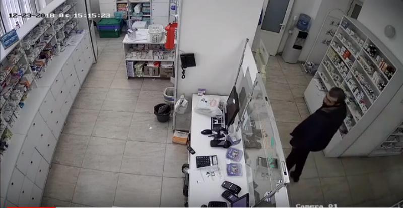 Դեղատան պահարանից գումար են հափշտակել, հարուցվել է քրգործ (տեսանյութ)