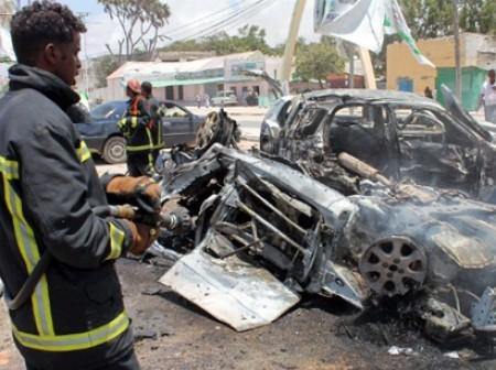 Սոմալիում պայթյուն է տեղի ունեցել.կան զոհեր և վիրավորներ