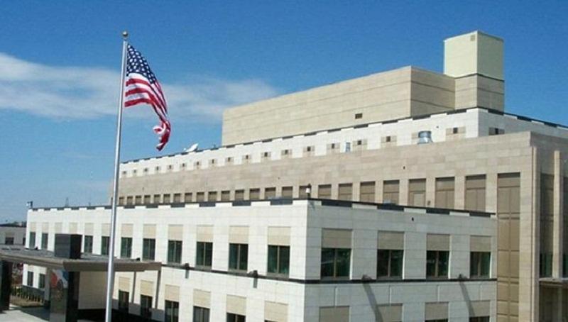 ԱՄՆ դեսպանությունն Ամանորի ջերմ մաղթանքներ է հղում Հայաստանին և համասփյուռ հայերին
