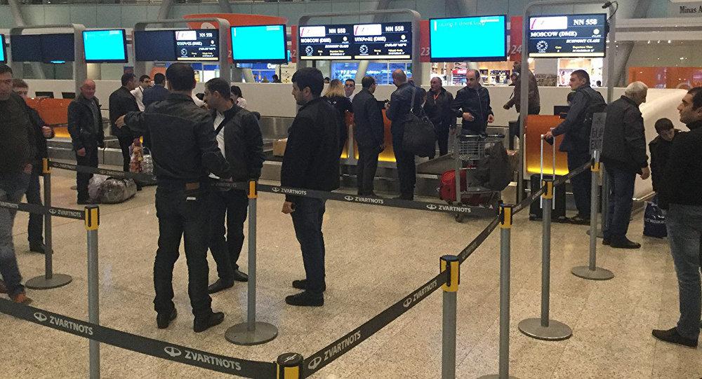 ՀՀ օդանավակայաններում ուղևորահոսքն աճել է  10.4 տոկոսով