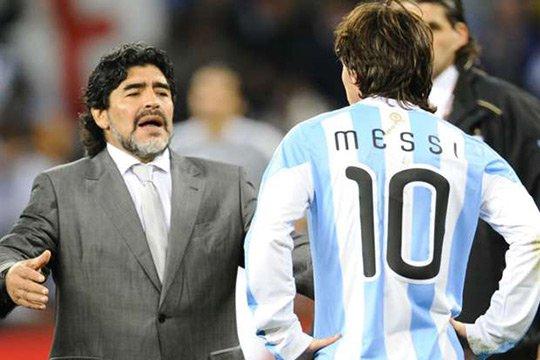 Մեսսին ավելի շատ է օգուտ տալիս Արգենտինայի ընտրանուն, քան ժամանակին Դիեգո Մարադոնան. Սեսար Մենոտի