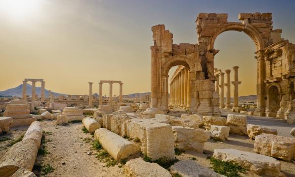 Սիրիայում, առանց ՅՈՒՆԵՍԿՕ-ի մասնակցության, սկսել են վերականգնել Պալմիրայի քանդակները
