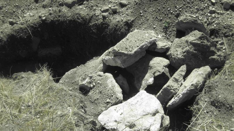 Գեղարքունիքում գանձագողության նպատակով 3 դամբարան են քանդել եւ թալանել. ԿԳՄՍՆ «Պահպանության ծառայություն»