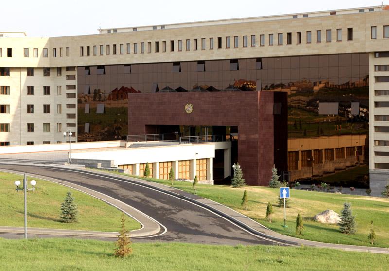 Երևանում է գտնվում ՌԴ զինված ուժերի ռադիացիոն և քիմիական պաշտպանության զորքերի վարչության խումբը