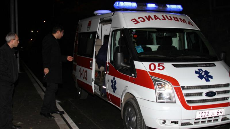 Կոտայքում վրաերթի են ենթարկել 27-ամյա հետիոտնի, որը հիվանդանոց տեղափոխվելիս մահացել է. shamshyan.com