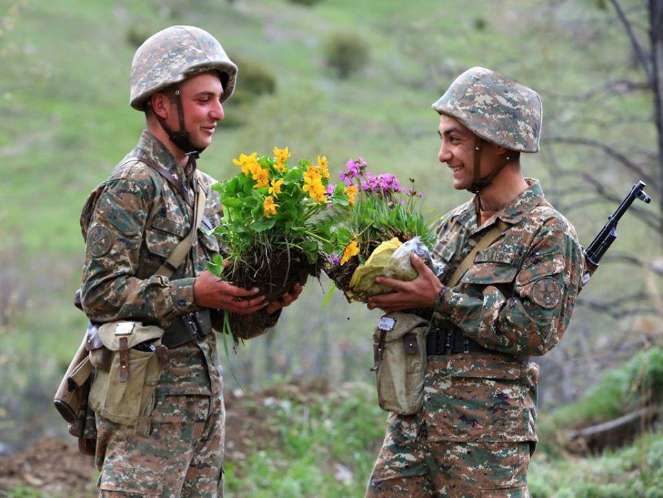 «Անհնար է հայ զինվորին հաղթելը»