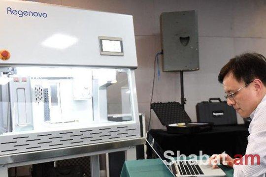 Գիտնականները 3D տպիչի միջոցով լյարդի եզակի մասնիկներ են ստացել