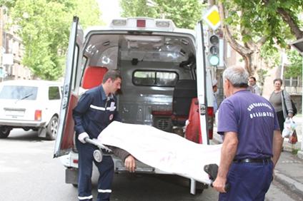 Մեքենայի մեջ հայտնաբերվել է 36-ամյա քաղաքացու դի