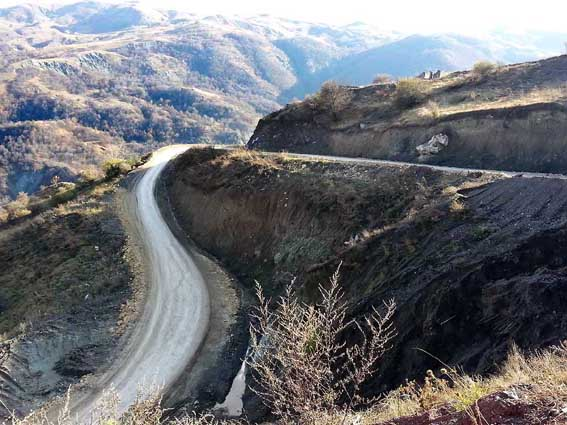 Կառավարության արձագանքը ադրբեջանական ագրեսիային՝ 1 մլրդ դրամ Վարդենիս-Մարտակերտ ճանապարհի կառուցմանը