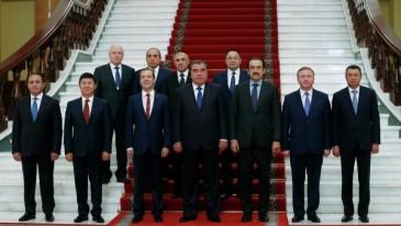 ԱՊՀ երկրների վարչապետները Դուշամբեում 40 փաստաթուղթ են ստորագրել