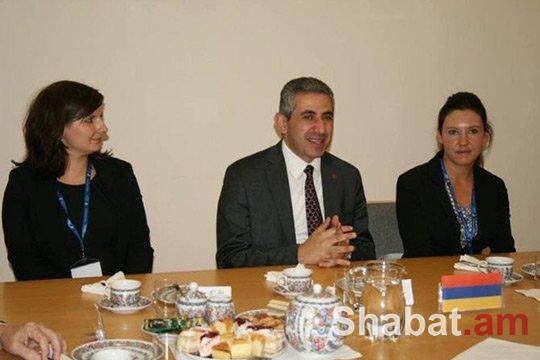 Էդգար Ղազարյանը տնտեսական համաժողովում ներկայացրել է հայ-լեհական համագործակցության հեռանկարները