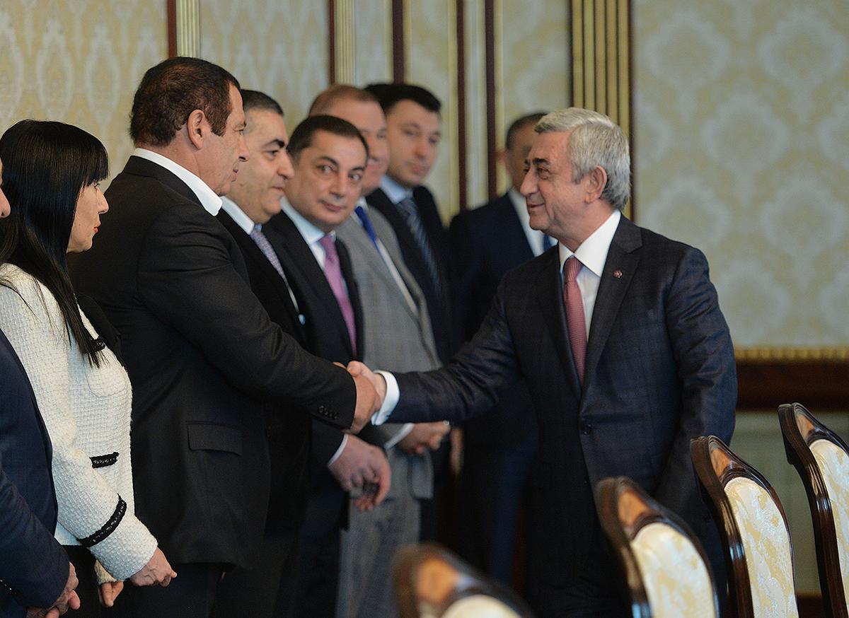«Ժամանակ». Սերժ Սարգսյանը փոխեց համաձայնությունը