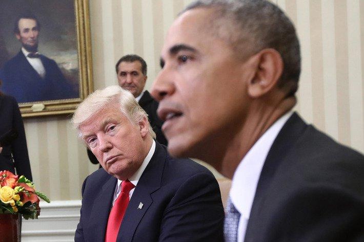 ԶԼՄ-ները տեղեկացել են Օբամայի վարչակազմի վերաբերյալ Թրամփի կողմից կոմպրոմատներ հավաքելու մասին