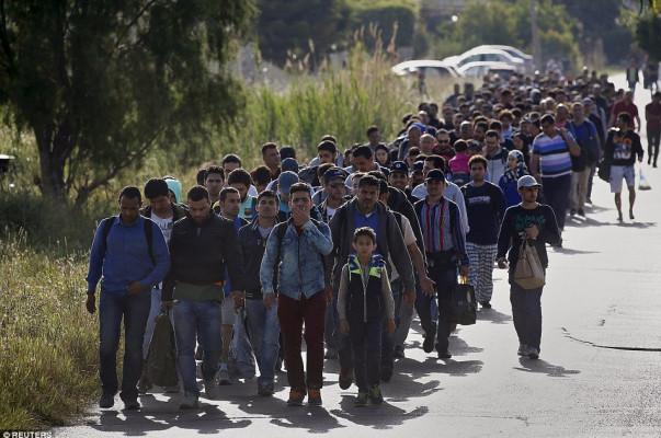 Եվրոպական հանձնաժողովը 37.5 մլն եվրո է հատկացրել Հունաստանի ներգաղթյալների համար