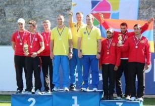 Եվրոպայի Գրան պրիի 1-ին փուլում Հայաստանը գրավել է 3-րդ տեղը՝ շրջանցելով Թուրքիայի հավաքականին