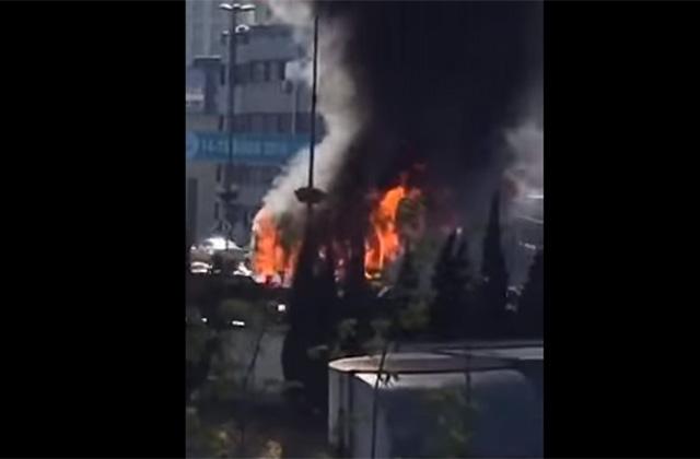 Թուրքիայում ավտոբուս է պայթել