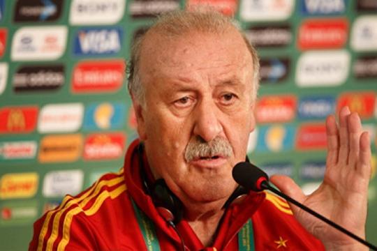 Իսպանիայի հավաքականի խնդիրն օրեցօր բարդանում է. Դել Բոսկե