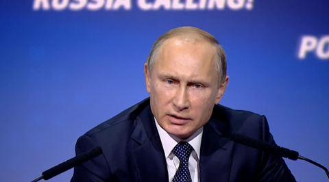 Մենք չենք փորձում գերիշխող դեր ունենալ Սիրիայում, մենք պայքարում ենք ահաբեկչության դեմ. Վ.Պուտին