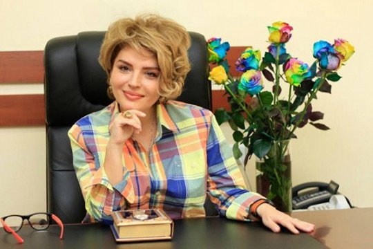 Սեյրան Օհանյանի կինը բժշկական գիտությունների դոկտոր է դարձել
